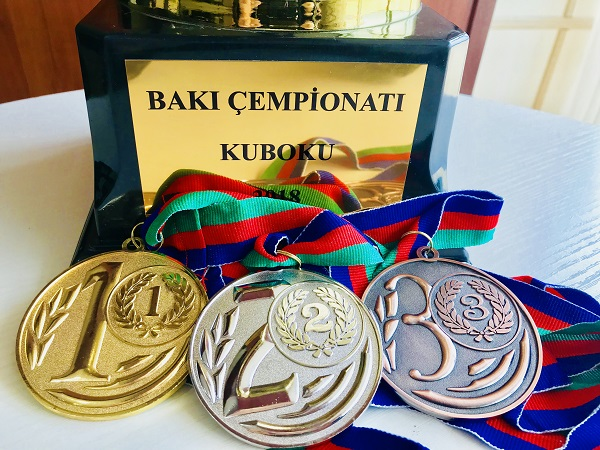 "The 2nd round of ""Baku Championship"" Jumping show."