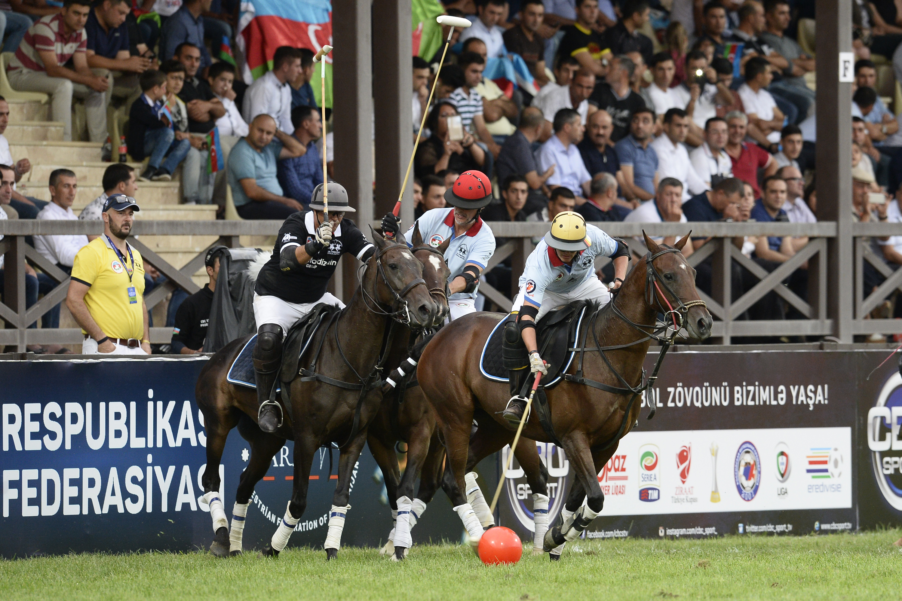 CBC Sport Arena Polo World Cup Azerbaijan 2017 from 8th - 10th September 2017