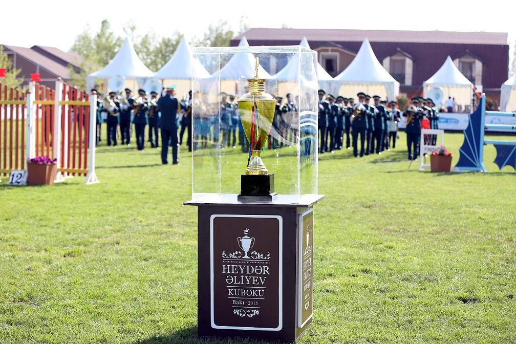 CSI2*-W Heydar Aliyev Cup will be first international show jumping event in 2017