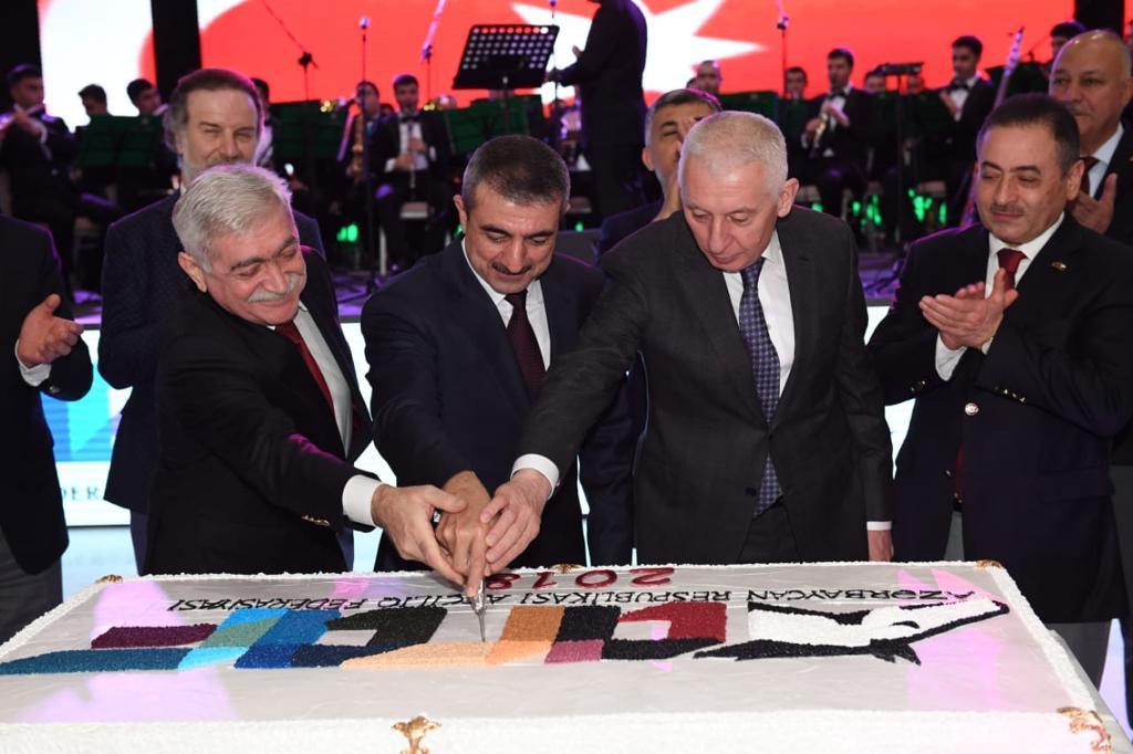 Azərbaycan Respublikası Atçılıq Federasiyası 2018-ci ilə rəsmi yekun vurub.
