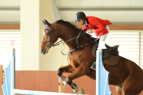 """The first day of """"Arzu"""" Cup on Jumping"""